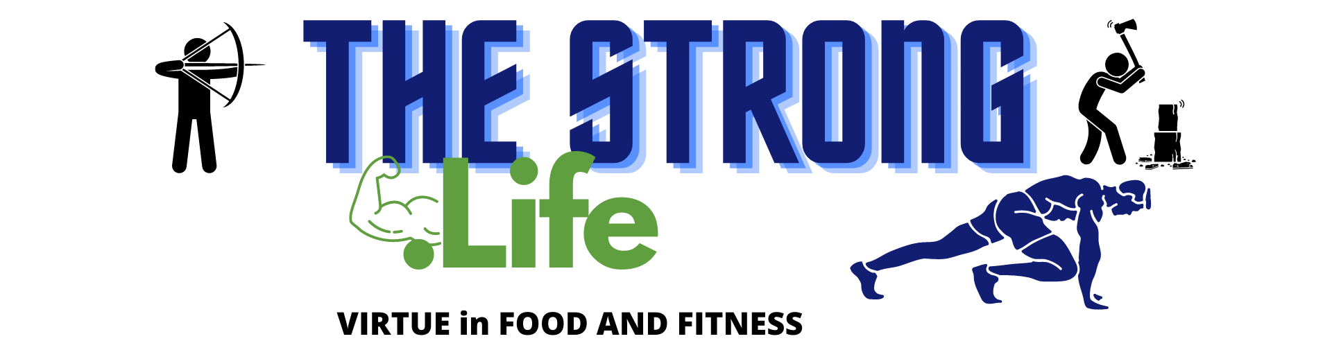 The Strong.Life Logo